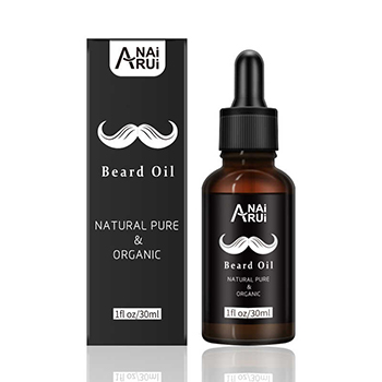 Natural Custom Private Label Growth Beard Oil Men