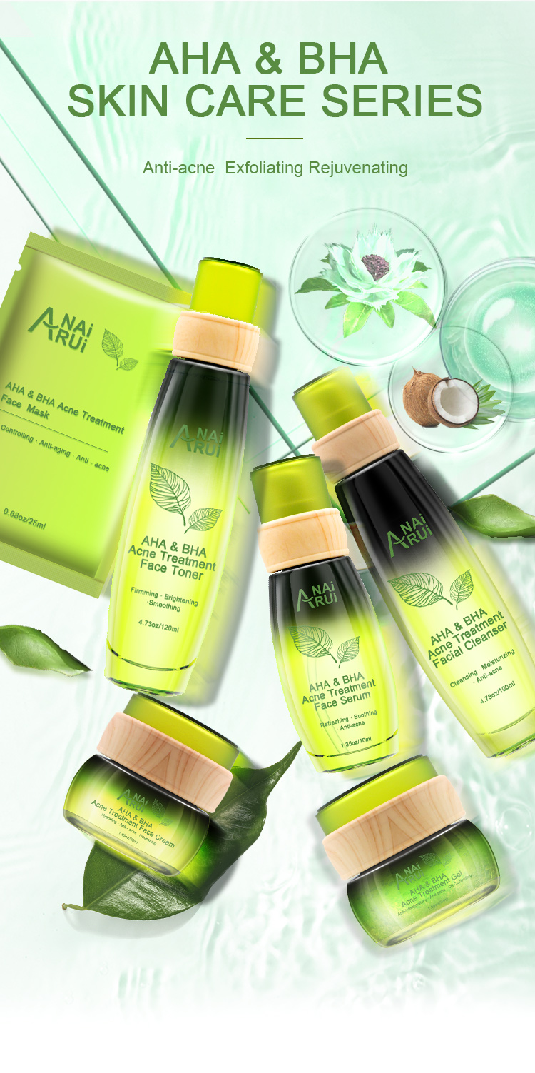 Acne skin care set