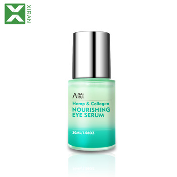 New Arrival Hemp and Collagen Nourishing Eye Care Anti-Aging Eye Serum