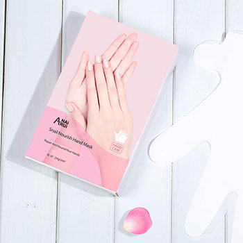 Snail Moisturizing Hand Care Whitening Hands Gloves Anti-Aging Exfoliating Peeling for Skin Care Anti-Wrinkle Hand Mask