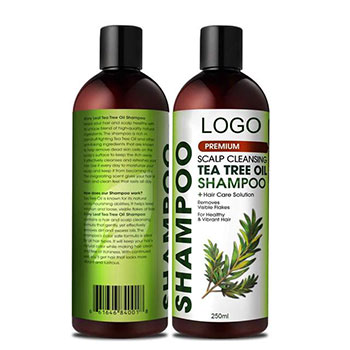 Shampoo with Tea Tree Oil