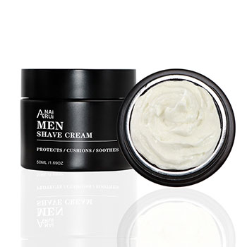Natural Shave Cream Men Beard Care Shaving Cream Private Label